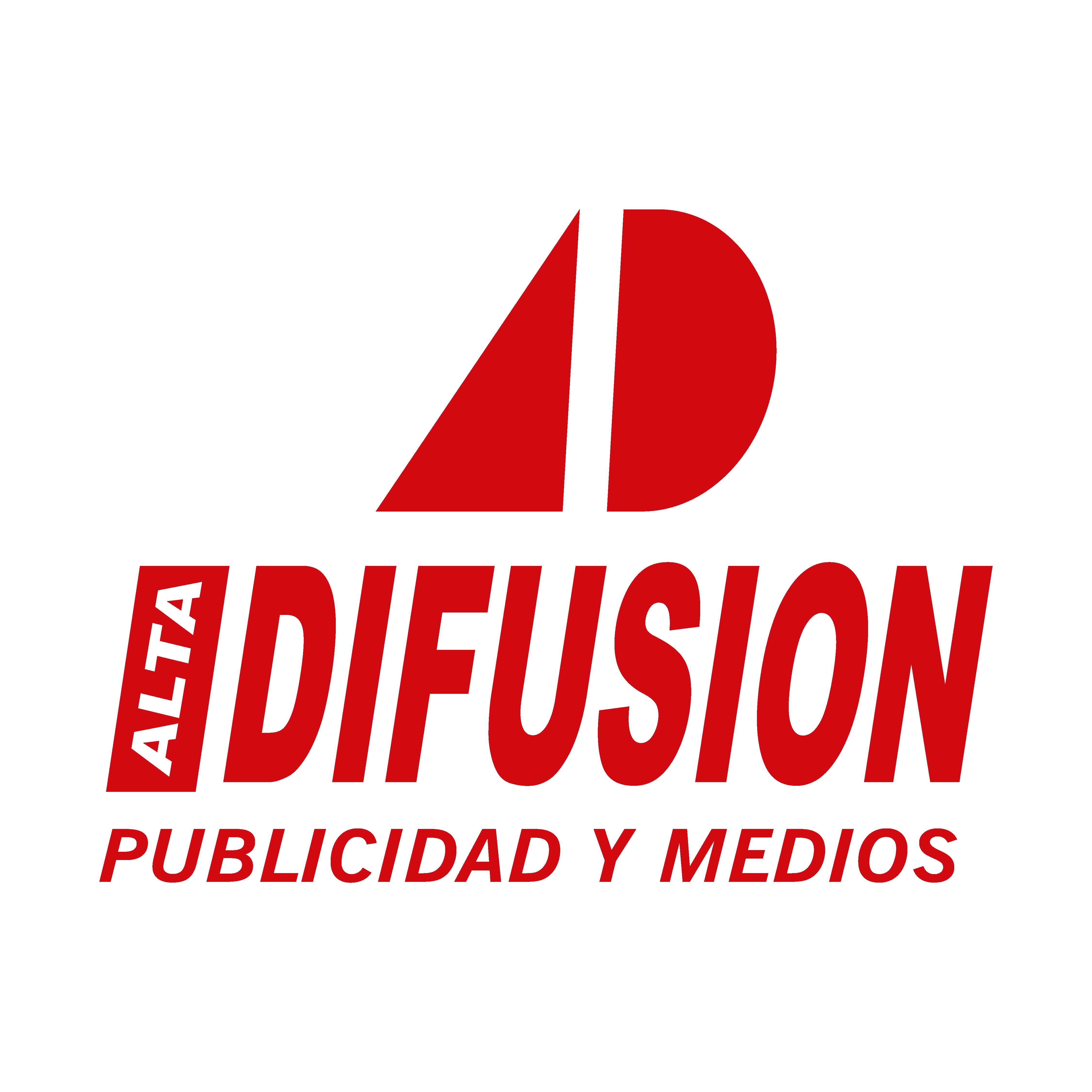 Logo Alta Difusion